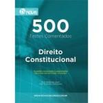 Caderno de Testes - 500 Testes de Direito Constitucional