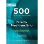 Caderno de Testes - 500 Testes de Direito Previdenciário