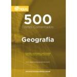 Caderno de Testes - 500 Testes de Geografia