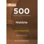 Caderno de Testes - 500 Testes de História