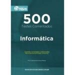 Caderno de Testes - 500 Testes de Informática