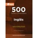 Caderno de Testes - 500 Testes de Inglês