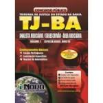 TJ-BA 2014 - Analista Judiciário / Subescrivão Área Judiciária