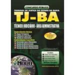 TJ-BA 2014 - Técnico Judiciário - Área Administrativa