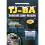 TJ-BA 2014 - Técnico Judiciário / Escrevente - Área Judiciária