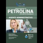 APOSTILA CÂMARA MUNICIPAL DE PETROLINA -PE - 2019 - AGENTE ADMINISTRATIVO