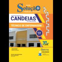 APOSTILA PREFEITURA DE CANDEIAS - BA - 2019 - TÉCNICO DE ENFERMAGEM