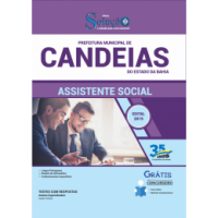 APOSTILA PREFEITURA DE CANDEIAS - BA - 2019 - ASSISTENTE SOCIAL