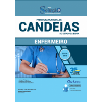 APOSTILA PREFEITURA DE CANDEIAS - BA - 2019 - ENFERMEIRO