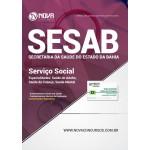 Apostila SESAB - BA 2018 - Serviço Social