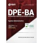 DPE - BA Defensoria Pública do Estado da Bahia - Agente Administrativo