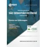 Apostila Prefeitura de São Sebastião do Passé - BA 2018 -Técnico em Enfermagem