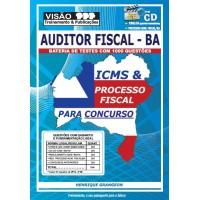 Questões SEFAZ Auditor Fiscal - Bahia