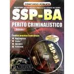 SSP - BA - Perito Criminalístico