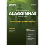 Apostila Prefeitura de Alagoinhas - BA 2019 - Assistente Administrativo