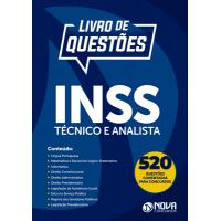 Livro de Questões Comentadas INSS 2019 - Analista e Técnico