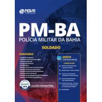 Apostila PM-BA POLICIA MILITAR DA BAHIA 2019 - Soldado