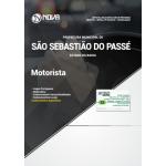 Apostila Prefeitura de São Sebastião do Passé - BA 2018 - Motorista