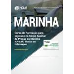 Apostila Marinha do Brasil 2018 - Curso de Formação para Ingresso no Corpo Auxiliar de Praças - Técnico em Enfermagem