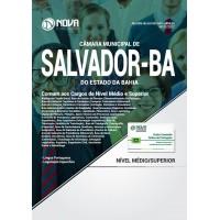 Apostila Câmara Municipal de Salvador - BA 2017 - Comum aos Cargos de Nível Médio e Superior