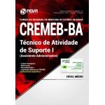 Apostila CREMEB - BA - Técnico de Atividade de Suporte I (Assistente Administrativo)