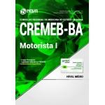 Apostila CREMEB - BA - Motorista I