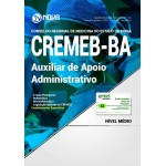 Apostila CREMEB - BA - Auxiliar de Apoio Administrativo I ( Auxiliar Administrativo)