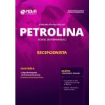 Apostila Câmara de Petrolina - PE 2019 - Recepcionista