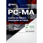 Apostila PC - MA 2018 - Escrivão de Polícia e Investigador de Polícia