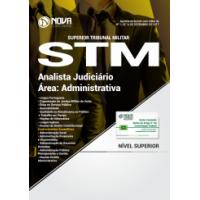 Apostila STM 2018 - Analista Judiciário - Área Administrativa