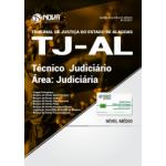 Apostila TJ-AL 2018 - Técnico Judiciário - Área Judiciária
