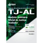 Apostila TJ-AL 2018 - Analista Judiciário - Oficial De Justiça Avaliador