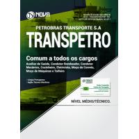 Apostila TRANSPETRO 2018 - Comum a Todos os Cargos