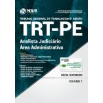 Apostila TRT-PE 2018 - Analista Judiciário - Área Administrativa