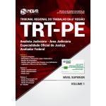 Apostila TRT-PE 2018 - Analista Judiciário - Área Judiciária - Especialidade Oficial de Justiça Avaliador Federal