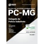 Apostila PC-MG 2018 - Delegado Substituto