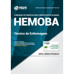 Apostila HEMOBA 2018 - Técnico de Enfermagem