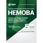 Apostila HEMOBA 2018 - Comum aos Cargos de Nível Médio/Técnico e Superior