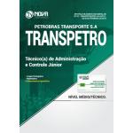 Apostila TRANSPETRO 2018 - Técnico(a) de Administração e Controle Júnior