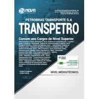Apostila TRANSPETRO 2018 - Comum aos Cargos de Nível Superior