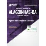 Apostila Prefeitura de Alagoinhas - BA 2018 - Agente de Combate a Endemias
