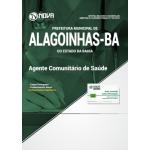 Apostila Prefeitura de Alagoinhas - BA 2018 - Agente Comunitário de Saúde