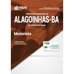 Apostila Prefeitura de Alagoinhas - BA 2018 - Motorista