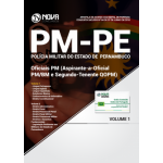 Apostila PM-PE 2018 - Oficiais PM (Aspirante-a-Oficial PM/BM e Segundo-Tenente QOPM)