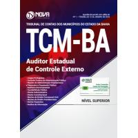Apostila TCM-BA 2018 - Auditor Estadual de Controle Externo