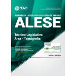 Apostila ALESE-SE 2018 - Técnico Legislativo / Área - Taquigrafia