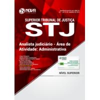 Apostila STJ 2018 - Analista Judiciário - Área de atividade: Administrativa