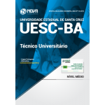 Apostila UESC-BA 2018 - Técnico Universitário
