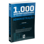 1.000 Questões Comentadas de Provas e Concursos em Administração