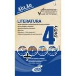 DVD Aulão ensino médio -Literatura
